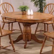 round oak kitchen table round light oak dining table round designs