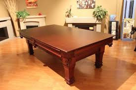 Pool Table Top For Dining Table Home Design Amusing Pool Table Dining Tops Top For Tables P Home