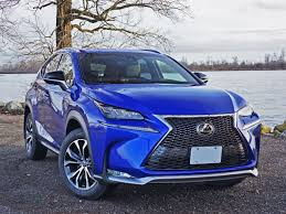 lexus nx 2015 vs nx 2016 2016 lexus nx 200t f sport awd road test review carcostcanada