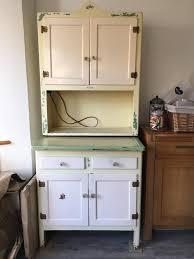 genuine oxford cabinet company antique vintage 1940s shabby chic