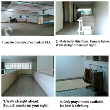 21 Angullia Park Floor Plan by Quick Reference Guide For Musholla U0026 Masjid Locations Around