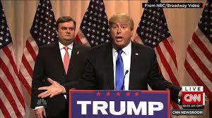 Snl Red Flag Snl U0027 Takes On Trump Clinton Cnn Video