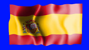 Spain Flags Spain Waving Flag Free Hd Green Screen Animation Youtube