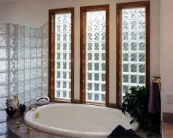 glass block designs for bathrooms home dzine bathrooms use glass block to increase light