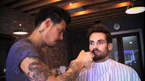 daniel alfonso hair salon la daniel alfonso at baxter finley reverse taper youtube