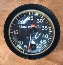 mastercraft airguide speedometer teamtalk