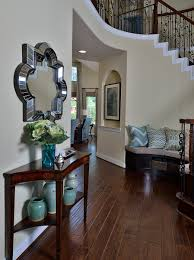 Entry Room Design Before Afters A Family Home Is Furnished With A Clean