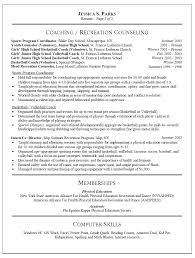 In Resume Career Objective Resume Objective Examples Early Childhood Education Resume