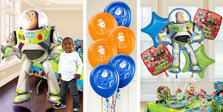 toy story balloons party