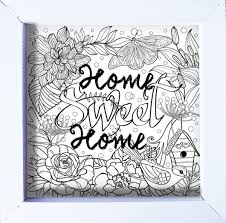 malaysia 4 set of happy home designs coloring foldable
