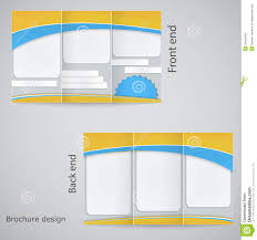 tri fold brochure template free download tri fold brochure template