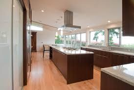 Kitchen Hood Designs Ideas by White Windows Frame Of Kitchen Islands Hoods Has Brown Cabinet On