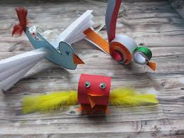 simple bird crafts for kids