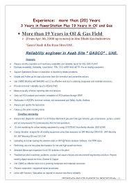 Mechanical Planning Engineer Resume Abdalla Ghanem Cv Rotating Reliability And Mechanical Engineering U2026