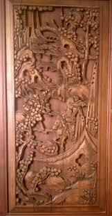Teak Wood File Teak Wood Carving Taiwan Jpg Wikimedia Commons
