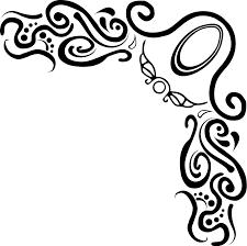 corner pattern png free corner border designs download free clip art free clip art on