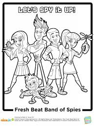the most incredible fresh beat band coloring pages pertaining to