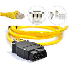 bmw e series coding ethernet to obd for bmw f series enet cable e sys icom 2