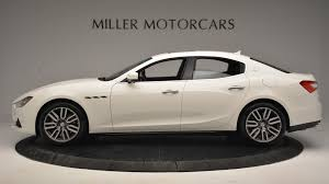 white maserati sedan 2016 maserati ghibli s q4 stock m1474 for sale near westport ct