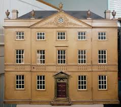 adam style house doll s house neo classical adam style school 19th
