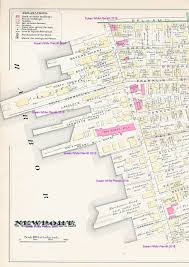 Map Of Newport Ri Dry Goods Businesses Of The Newport Shermans
