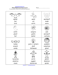 fun halloween activity worksheets u2013 festival collections