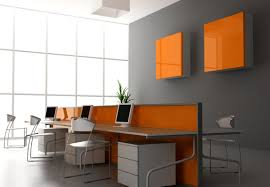 Orange Interior Orange Decoration For Office Interior Download 3d House