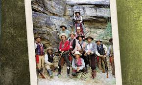 Red Sash The Red Sash Gang True West Magazine