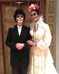 Halloween Costumes Bride Groom 15 Celebrities Bridal Halloween Martha Stewart Weddings