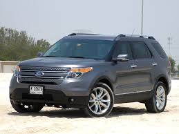 2012 Ford Exploer 2012 Ford Explorer Photos Informations Articles Bestcarmag Com