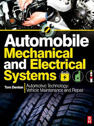 Automobile Mechanical And Electrical Systems Pdf Transmission
