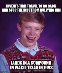 Texas travel meme images Bad luck brian meme imgflip jpg