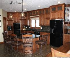 kitchen fabulous kitchen cabinet refacing cost per foot average