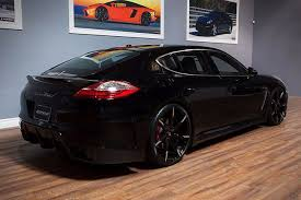 porsche panamera turbo wheels one porsche panamera turbo that was made even hotter