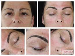 semi permanent make up eyebrows