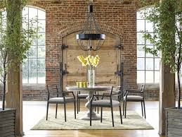universal furniture curated niles dining table