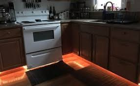apartment lighting project battery operated led under cabinet