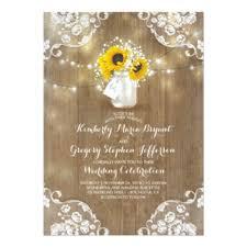 Wedding Invatations Rustic Wedding Invitations U0026 Announcements Zazzle Co Uk