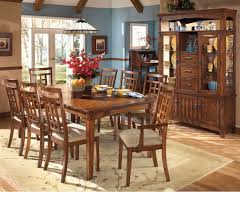 Ashley Furniture Cross Island Dining Room Collection By Dining - Dining room island tables