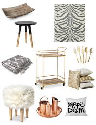 Target Gold Side Table by Wednesday Wishlist Target Home Edition Wishes U0026 Reality