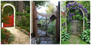 how to build a trellis archway 15 best garden gates ideas for beautiful garden gates