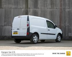 renault kangoo company car and van