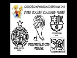 coloringbuddymike soccer coloring pages kids