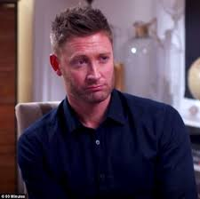 cricket san jose hair show april 2015 michael clarke breaks down on 60 minutes talking about the tragic