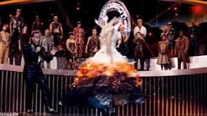 katniss everdeen mockingjay dress youtube