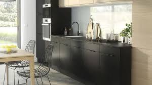 cuisine mur revêtement cuisine sol murs crédence carrelage béton ciré