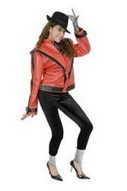 costume for women 80 s women s thriller costume