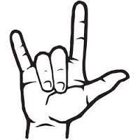 the 25 best deaf tattoo ideas on pinterest asl tattoo sign