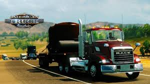 mack trucks mack tiburon truck v1 0 0 american truck simulator mod ats mod