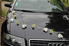 deco mariage voiture décoration de voiture de mariage